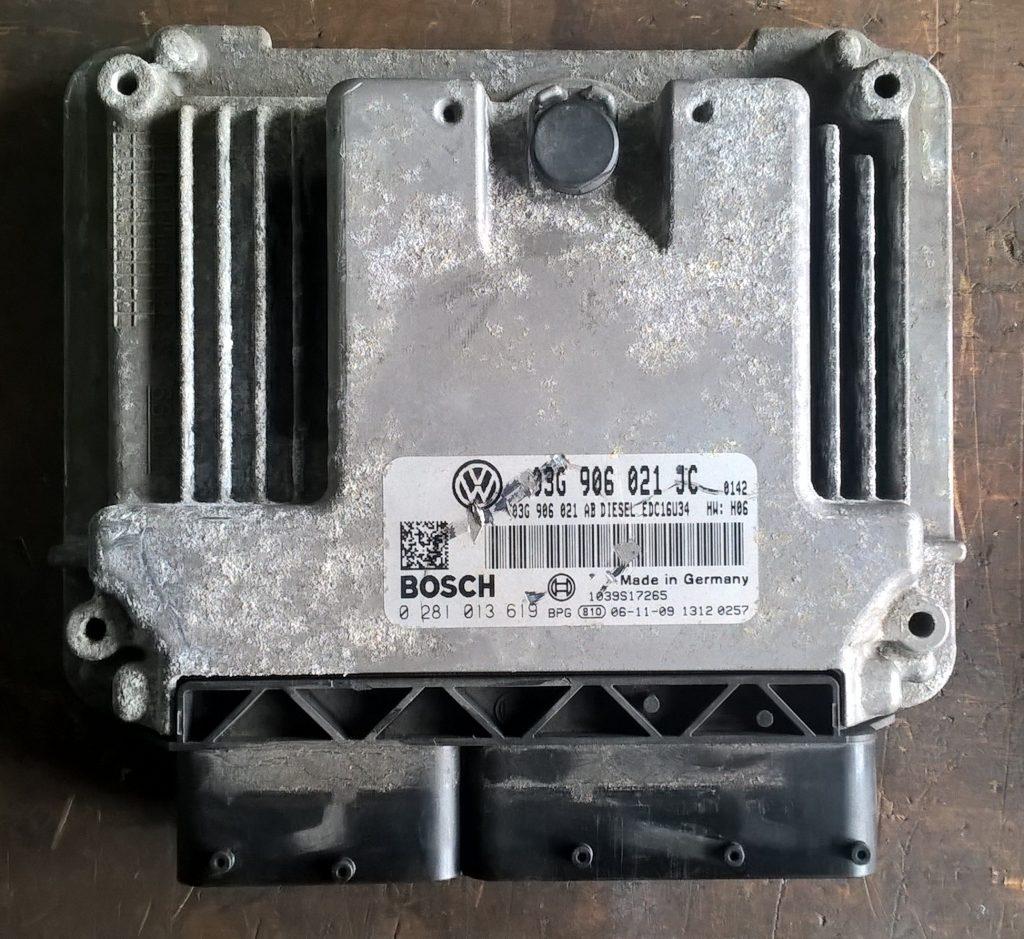 Bosch EDC16U34