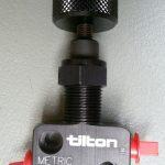 Brake balance – proportioning valve