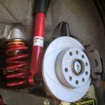 Skoda Octavia HR I – brakes upgrade
